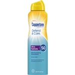 Coppertone Defend and Care Ultra Hydrate Spray SPF 50 - 5 oz.