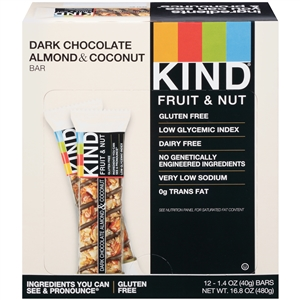 Almond Coconut Dark Chocolate - 1.4 Oz.