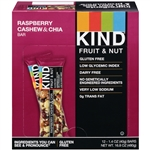 Raspberry Cashew Chia Seeds Snack Bar - 1.4 Oz.