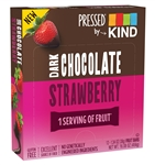 Pressed Dark Chocolate Strawberry - 1.34 Oz.