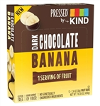 Pressed Dark Chocolate Banana - 1.34 Oz.