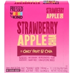 Pressed Strawberry Apple Fruit Bar - 1.2 Oz.