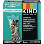 Almond Mint Dark Chocolate - 1.4 Oz.