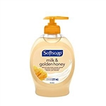 Softsoap Milk And Honey Liquid Hand Soap - 7.5 Fl.oz.