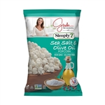 Simply7 by Giada Popcorn Sea Salt and Olive Oil - 0.65 oz.