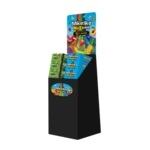 Mike and Ike 5oz Original and Mega Mix Floor Stand Display