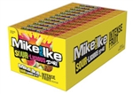 Mike and Ike Zours Intense Fruits - 3.6 Oz. Oz.