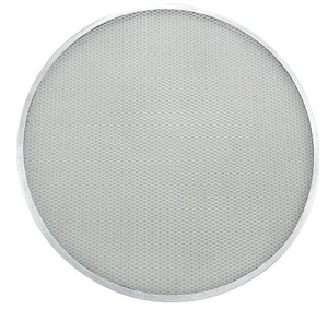 Seamless Pizza Screen Aluminum - 16 in.