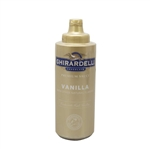 Vanilla Sauce Bottle - 16 oz.