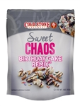 Sweet Chaos Birthday Cake - 4 Oz.