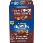 Peanut Mesquite Barbeque Crunchers - 2.25 Oz.
