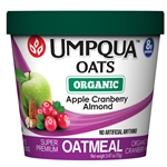 Apple Cranberry Almond Oatmeal Cups - 70 Gram
