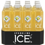 Sparkling Ice Ginger Lime Beverage - 17 oz.