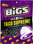 Bigs Taco Supreme Sunflower Seeds - 5.35 oz.