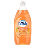 Dawn Ultra Antibacterial Hand Soap Dishwashing Liquid Orange - 19.4 Fl. Oz.
