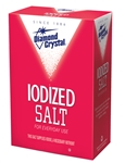 Diamond Crystal Iodized Salt - 2.25 Lb.