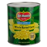 Golden Sweet Low Sodium Whole Kernel Corn - 101 Oz.