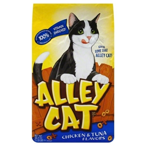 Alley Cat Chicken Tuna Bag