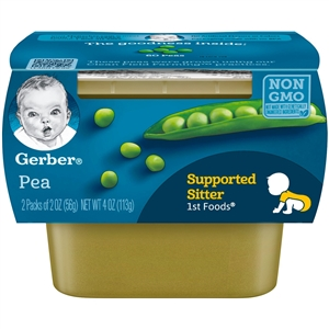 1st Foods Pea Multi Pack - 4 Oz.