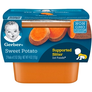 1st Foods Sweet Potato Multi Pack - 4 Oz.