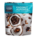 Coconut Almond Dark Chocolate - 6 Oz.