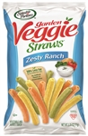 Sensible Portions Veggie Straws Ranch - 2.75 Oz.