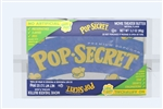 Pop Secret Microwave Popcorn Movie Theater Butter Display - 3.2 Oz.