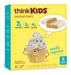 ThinkKids Protein Bar Vanilla Cupcake