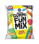 Original Gummi Fun Mix Seriously Sour Candy - 5 oz.