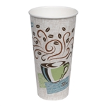 Dixie Products PerfecTouch Insulated Paper Cup - 20 Oz.