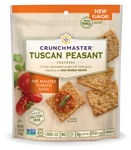 Crunchmaster Tuscan Peasant Fire Roasted Tomato Basil - 3.54 oz.