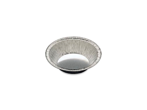 Aluminum 7 oz. Pot Pie Pan - 5 in.