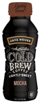Java House Authentic Mocha Sweet Flavor Black Cold Brew - 10 oz.