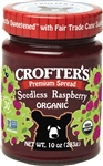 Premium Spread Seedless Raspberry - 10 Oz.