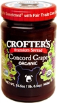 Premium Spread Concord Grape - 16.5 Oz.