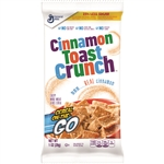 Cinnamon Toast Crunch Reduced Sugar Pouch On The Go  - 1 Oz.