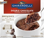 Ghirardelli Double Chocolate Brownie Mug Mix - 9.2 oz.