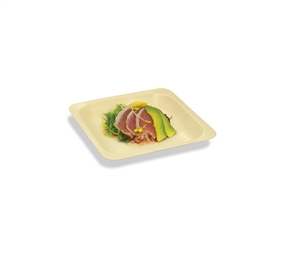 Servewise Square Plate - 5.5 in.