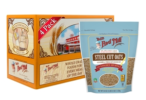 Bob's Red Mill Steel Cut Oats - 54 oz.