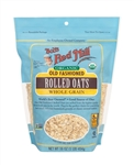 Bobs Red Mill Organic Old Fashioned Rolled Oats - 16 Oz.