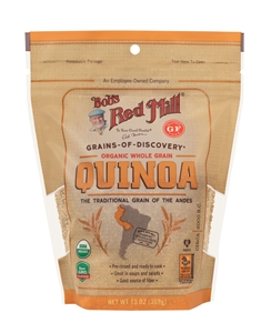 Bobs Red Mill Organic White Quinoa - 13 Oz.