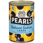 Pearls Reduced Sodium Large Pitted - 6 Oz.