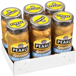 Pearls Blue Cheese Stuffed Queen Olives - 6.7 Oz.