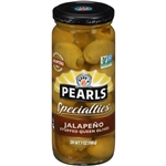 Pearls Specialties Jalapeno Stuffed Queen Olives - 7 Oz.