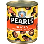 Sliced Black Olives - 3.8 Oz.