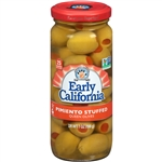 Early California Pimento Stuffed Olive Queen - 7 Oz.