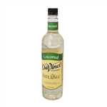 Davinci Gourmet Natural Coconut Syrup - 750 ml.