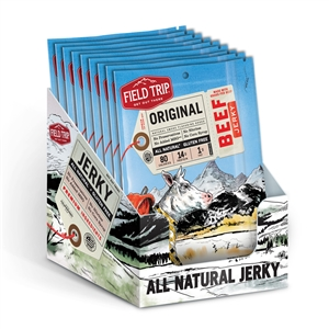 Field Trip Original Beef jerky - 2.2 Oz.