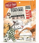 Mandarin Orange Teriyaki Beef Jerky - 2.2 Oz.