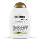 Ogx Coconut Milk Shampoo - 385 ml.